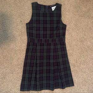 NWT Brandy Melville Plaid Dress